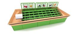 Rafturi fructe & legume