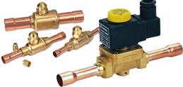 Valve solenoid & robineti