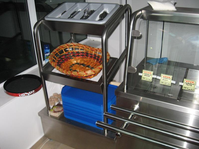 Client 44. Fast Food Viva Image