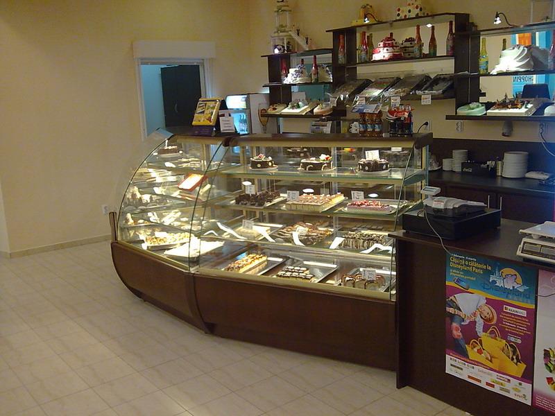 Client 07. Cofetaria Iulius Mall Image