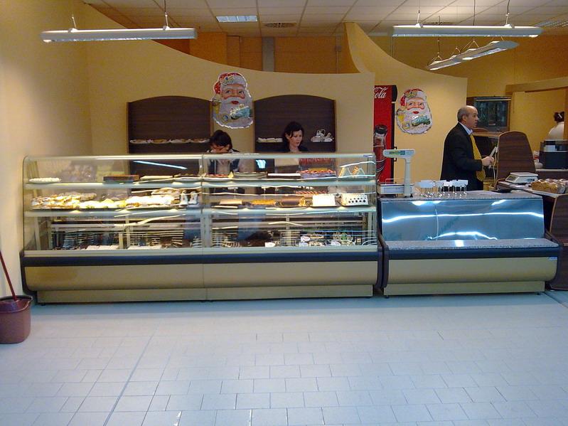 Client 08. Cofetaria Kaufland Bacau Image