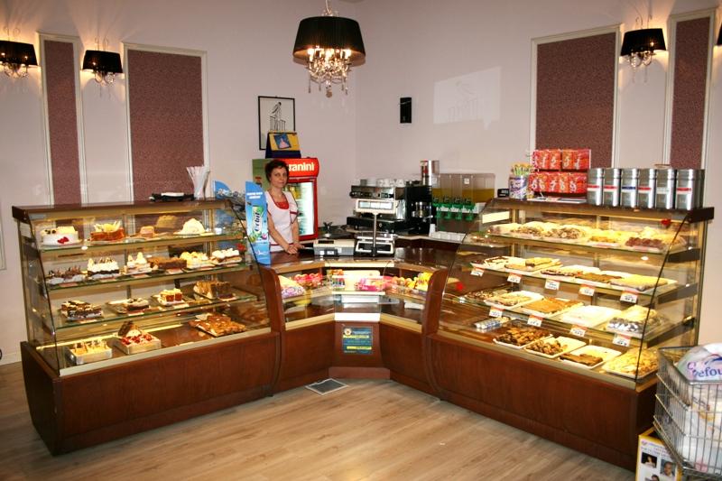 Client 06. Cofetaria Monique Focsani Image