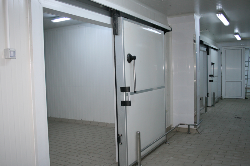 Client 21. Camere frigorifice congelare Salbac Image