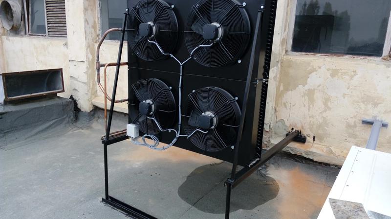 Client 22. Rafturi camere frig & instalatii congelare Image
