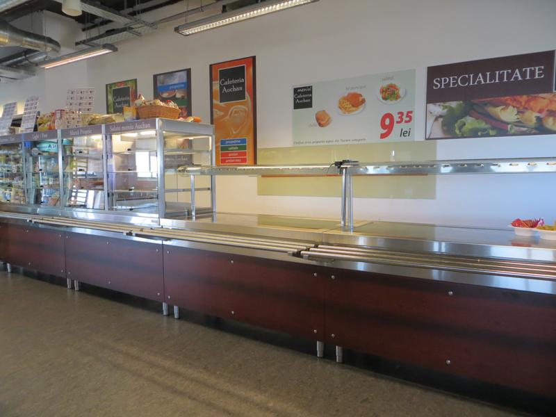 Client 47. Cafeteria Auchan Image