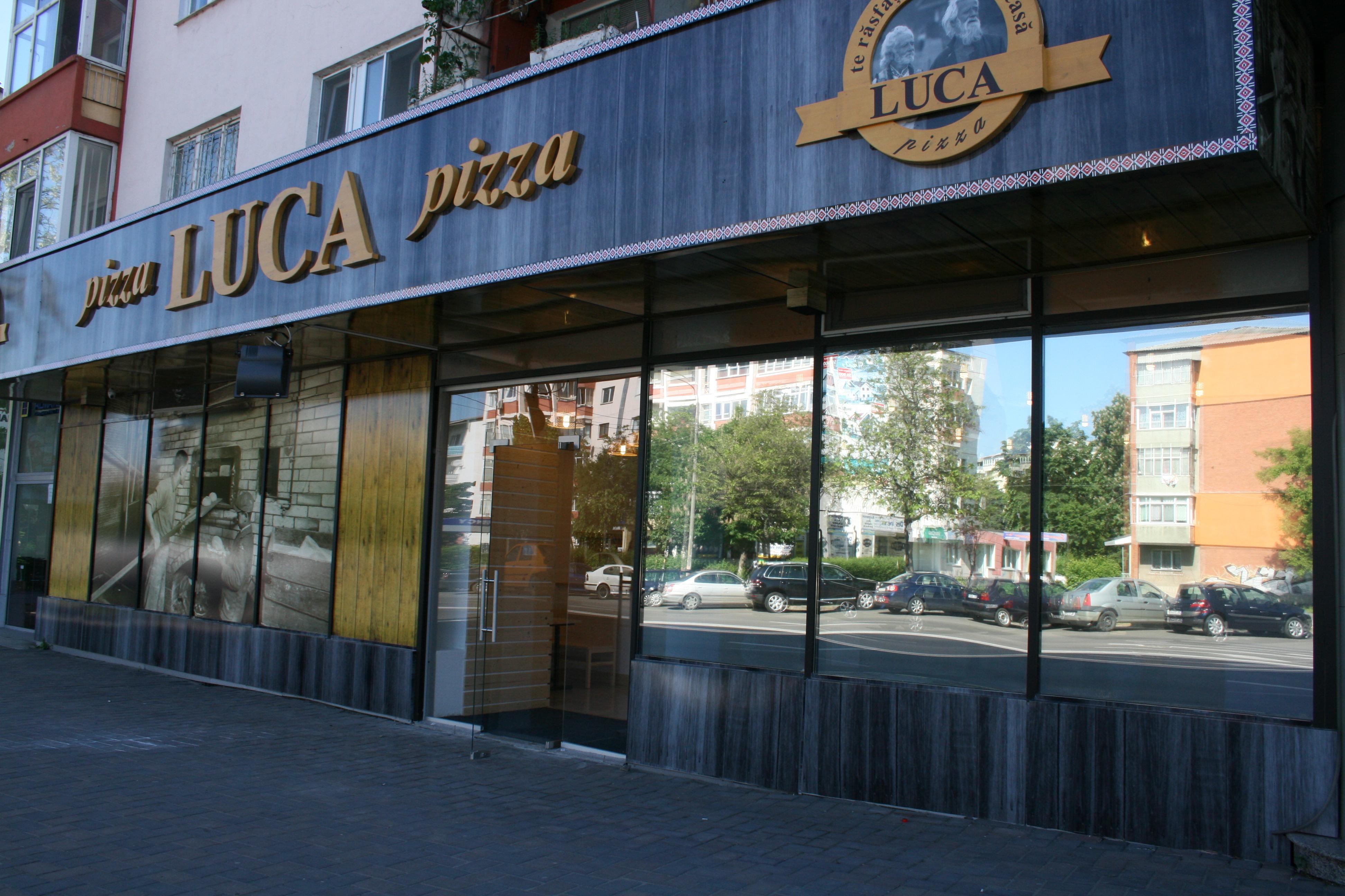 Client 19. Pizzeria Luca Image